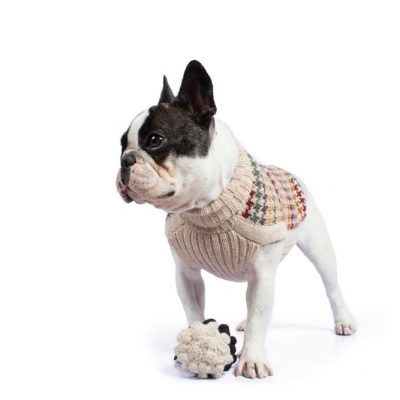 Artesana alpaca dog sweater