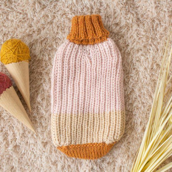 Soft Dreams Alpaca dog sweater