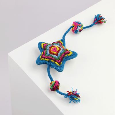 Star Multicolor Alqo Wasi Toy