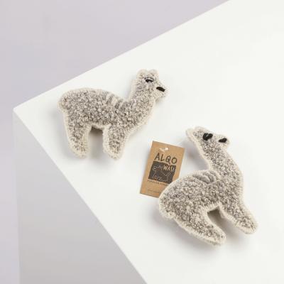 Alqo Wasi Alpaca Natural Toy