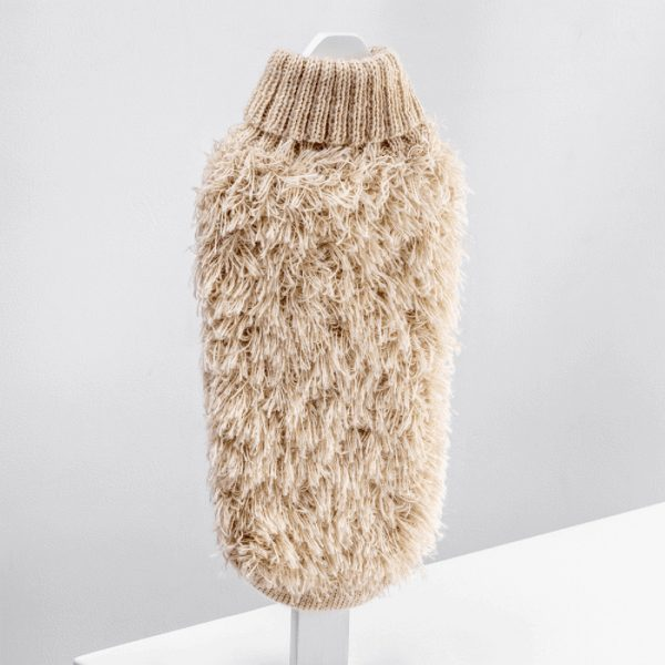Game of bones-Collection 2020: Alqo Wasi alpaca sweater for dogs