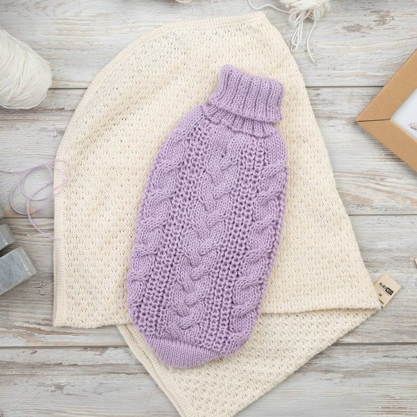 """Soft as a cloud in fluffy alpaca. This luxurious cable knit is the ultimate timeless staple for any dog's wardrobe. <ul> <li aria-level=""""1"""">Handcrafted from alpaca fiber blends</li> <li aria-level=""""1"""">Softand warm to the touch</li> <li aria-level=""""1"""">Not itchy & hypoallergenic</li> <li>Leash opening</li> </ul> - Model Zelda is a Boston Terrier 6 month size XS This garment has been designed thinking on the well being of your pet. [fusion_button link=""""https://alqowasi.com/wp-content/uploads/2021/03/Sizing-guide-sweater-dresses.png"""" text_transform=""""none"""" title="""""""" target=""""lightbox"""" link_attributes="""""""" alignment_medium="""""""" alignment_small="""""""" alignment="""""""" modal="""""""" hide_on_mobile=""""small-visibility,medium-visibility,large-visibility"""" sticky_display=""""normal,sticky"""" class=""""button-chart"""" id="""""""" color=""""default"""" button_gradient_top_color="""""""" button_gradient_bottom_color="""""""" button_gradient_top_color_hover="""""""" button_gradient_bottom_color_hover="""""""" accent_color="""""""" accent_hover_color="""""""" type="""""""" bevel_color="""""""" border_width="""""""" border_radius="""""""" border_color="""""""" border_hover_color="""""""" size=""""small"""" stretch=""""default"""" margin_top="""""""" margin_right="""""""" margin_bottom="""""""" margin_left="""""""" icon=""""fa-ruler fas"""" icon_position=""""left"""" icon_divider=""""no"""" animation_type="""""""" animation_direction=""""left"""" animation_speed=""""0.3"""" animation_offset=""""""""]Sizing Chart[/fusion_button]  <strong>Please note that orders that placed during this week including PRE-ORDERED garments will be shipped from September 27th to October 4th, 2021. As always, we can assure you that our unique collection is worth the wait. Once your order is ready to ship, delivery time ranges from 3-5 business days worldwide with DHL.</strong>"""